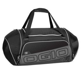 Ogio Endurance 4.0 Black/Silver Duffle Bag