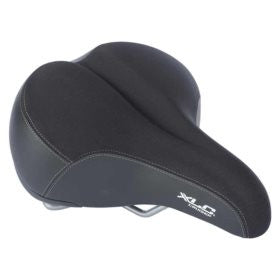 XLC cruiser Plush Plus Saddle withSprings Bk