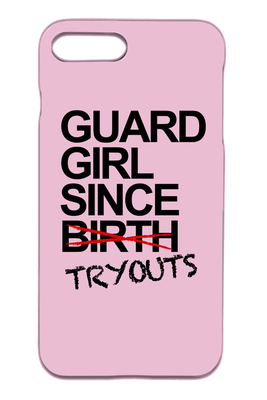 Guard Girl Since iPhone Case