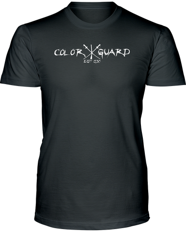 Color Guard EST 1938 T-Shirt