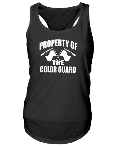Property of the Color Guard Tank