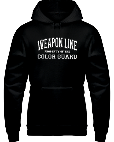 Property of the Weapon Line Hoodie