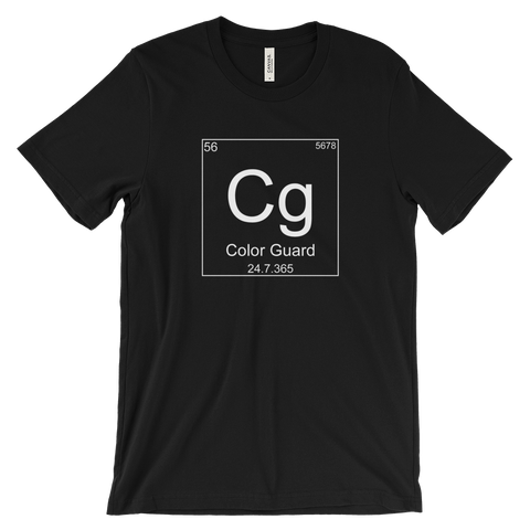 Color Guard Element T-Shirt