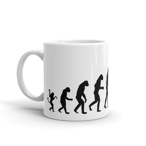 Evolution of Guard Mug