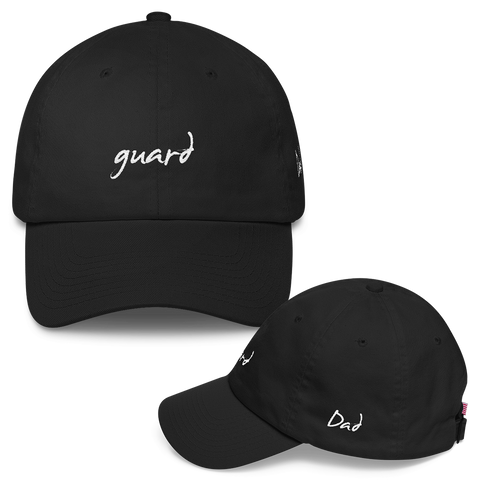 Custom Guard Dad Hat
