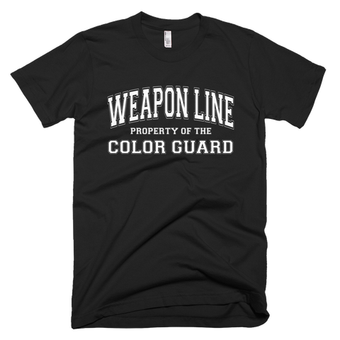 Property of the Weapon Line T-Shirt