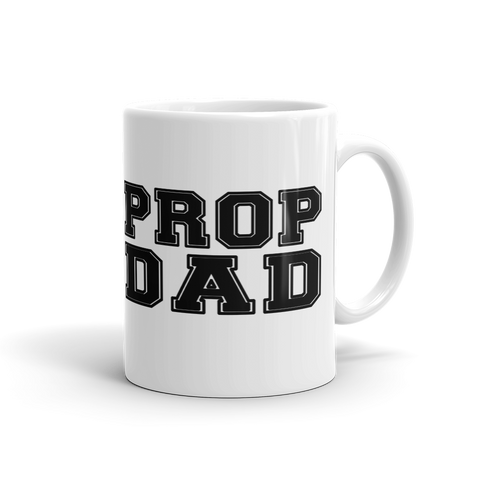 The Prop Dad Mug