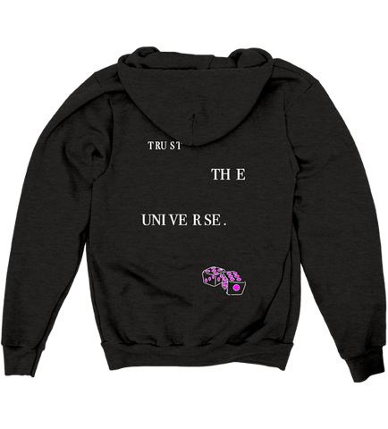 TRUST THE UNIVERSE ZIP UP