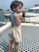 Load image into Gallery viewer, Nicolo Baby Romper