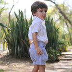 Load image into Gallery viewer, Leon Baby Boy Shorts - Baliene