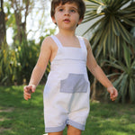 Load image into Gallery viewer, Julien Baby Boy Romper - Baliene