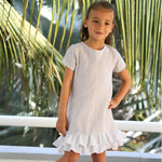 Load image into Gallery viewer, Giselle Girls Dress - Baliene