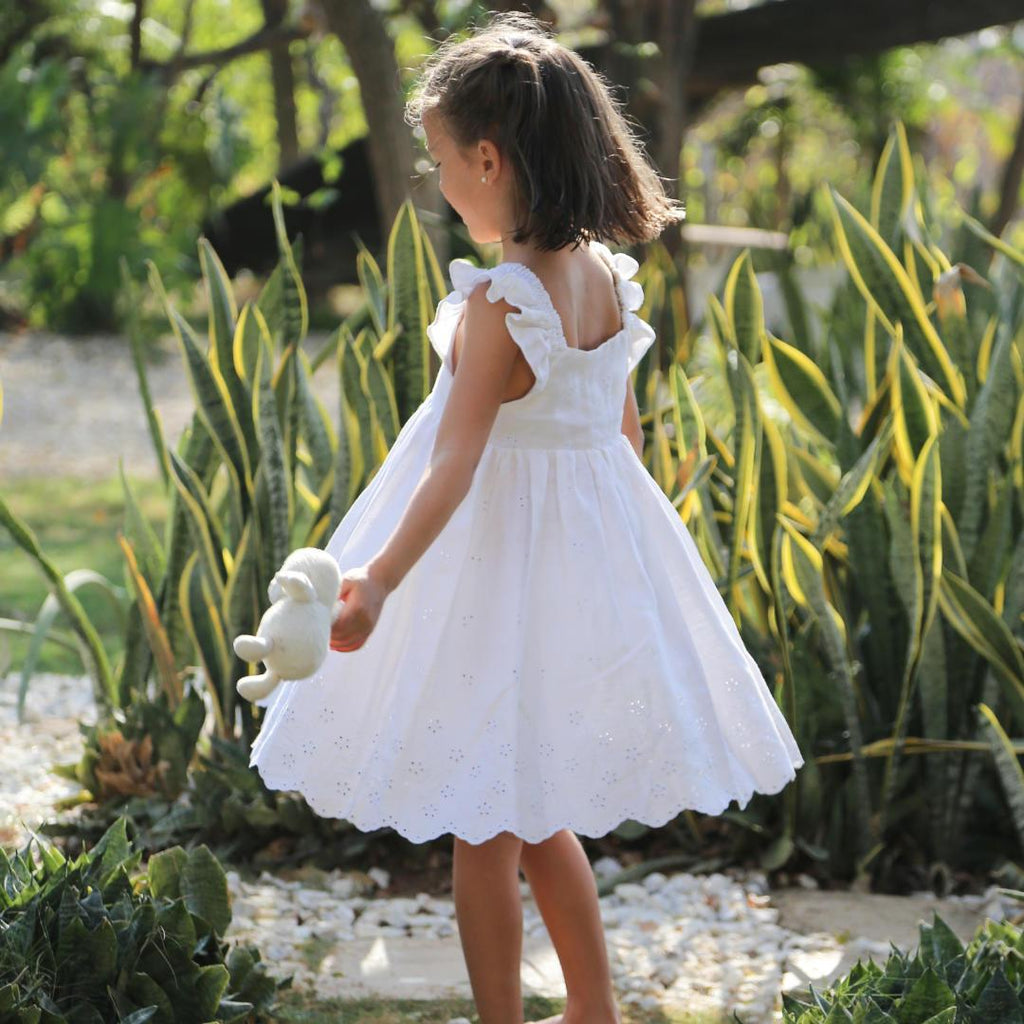 Charlotte Girls Dress - Baliene