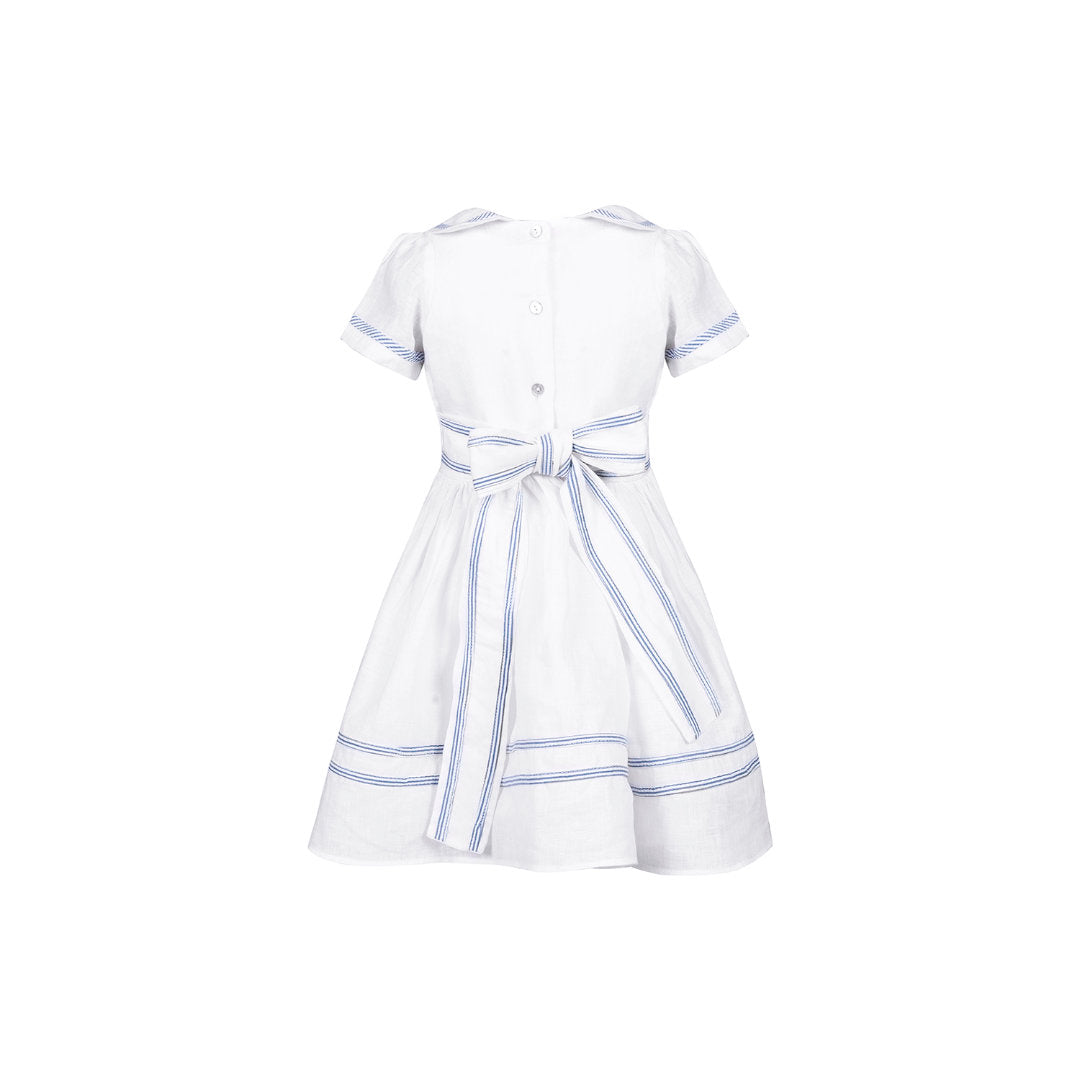 Odette Girls Dress - Baliene