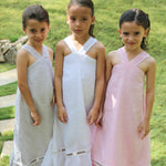 Load image into Gallery viewer, Amelie Girls Dress - Baliene