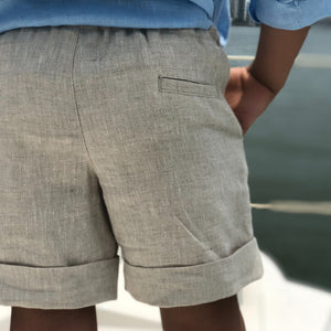 Drawstring Boy Shorts