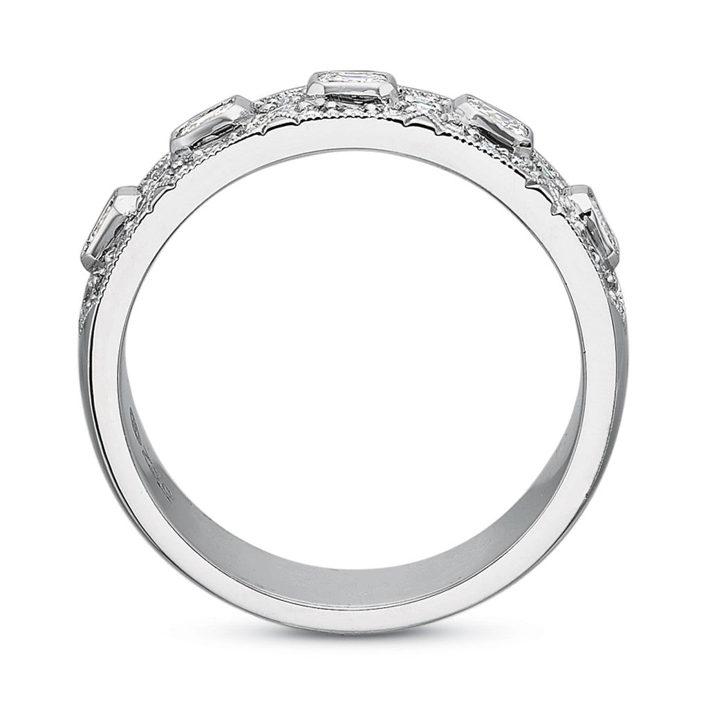 Diamond band by Precision Set