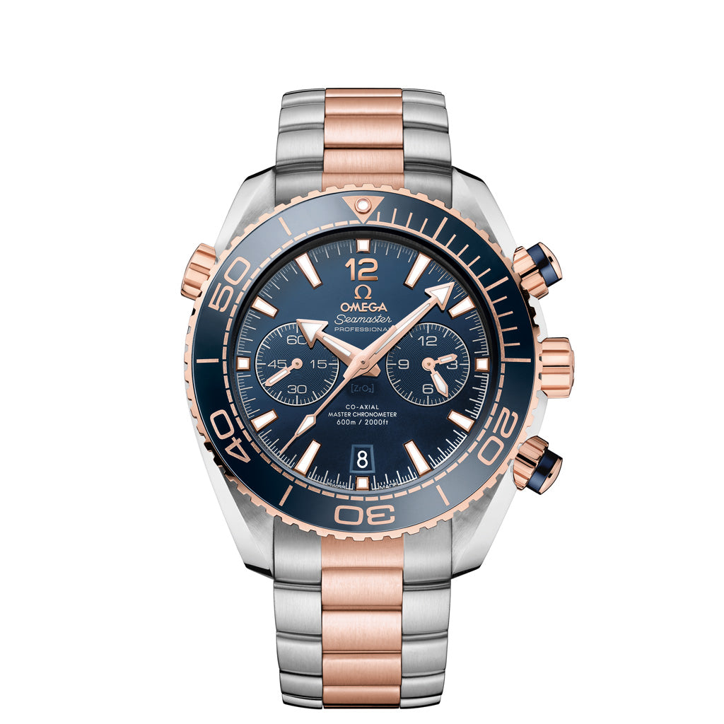 Seamaster Planet Ocean 600 M Omega Co-Axial Master Chronometer Chronograph 215.20.46.51.03.001