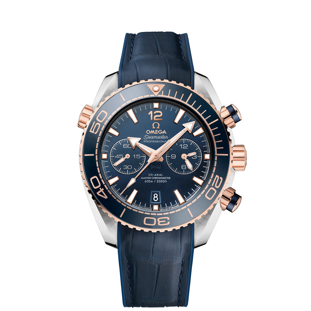 Seamaster Planet Ocean 600 M Omega Co-Axial Master Chronometer Chronograph 215.23.46.51.03.001