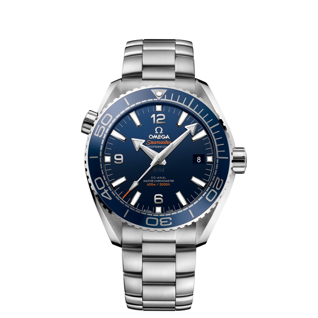 Seamaster Planet Ocean 600 M Omega Co-Axial Master Chronometer 215.30.44.21.03.001