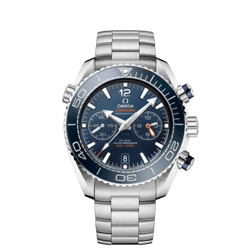 Seamaster Planet Ocean 600 M Omega Co-Axial Master Chronometer Chronograph 215.30.46.51.03.001