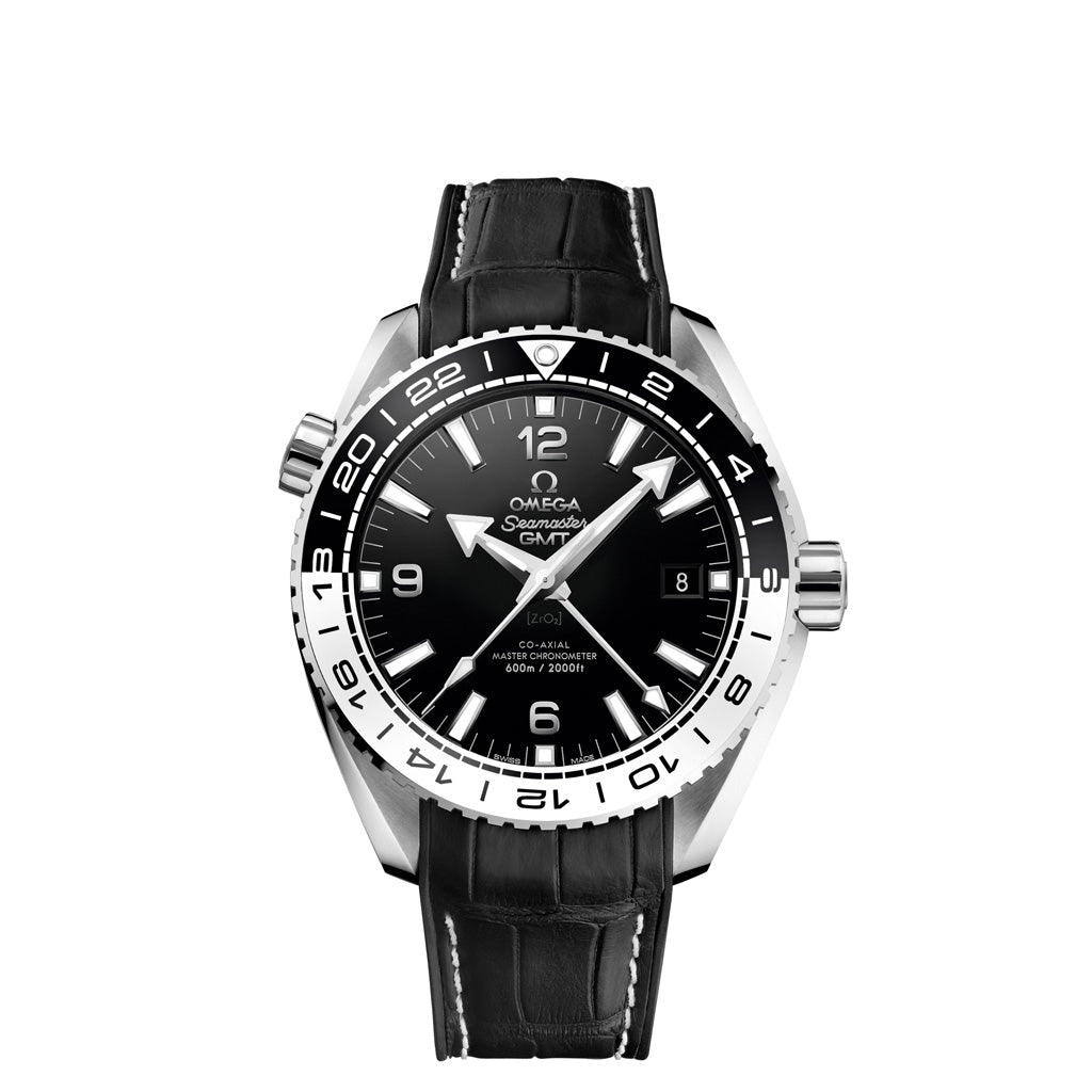 Seamaster Planet Ocean 600 M Omega Co-Axial Master Chronometer Gmt  215.33.44.22.01.001