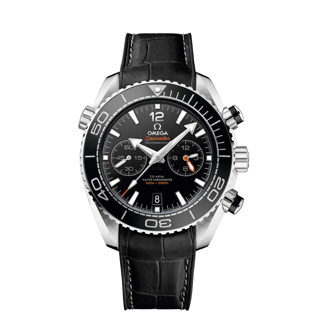 Seamaster Planet Ocean 600 M Omega Co-Axial Master Chronometer Chronograph 215.33.46.51.01.001