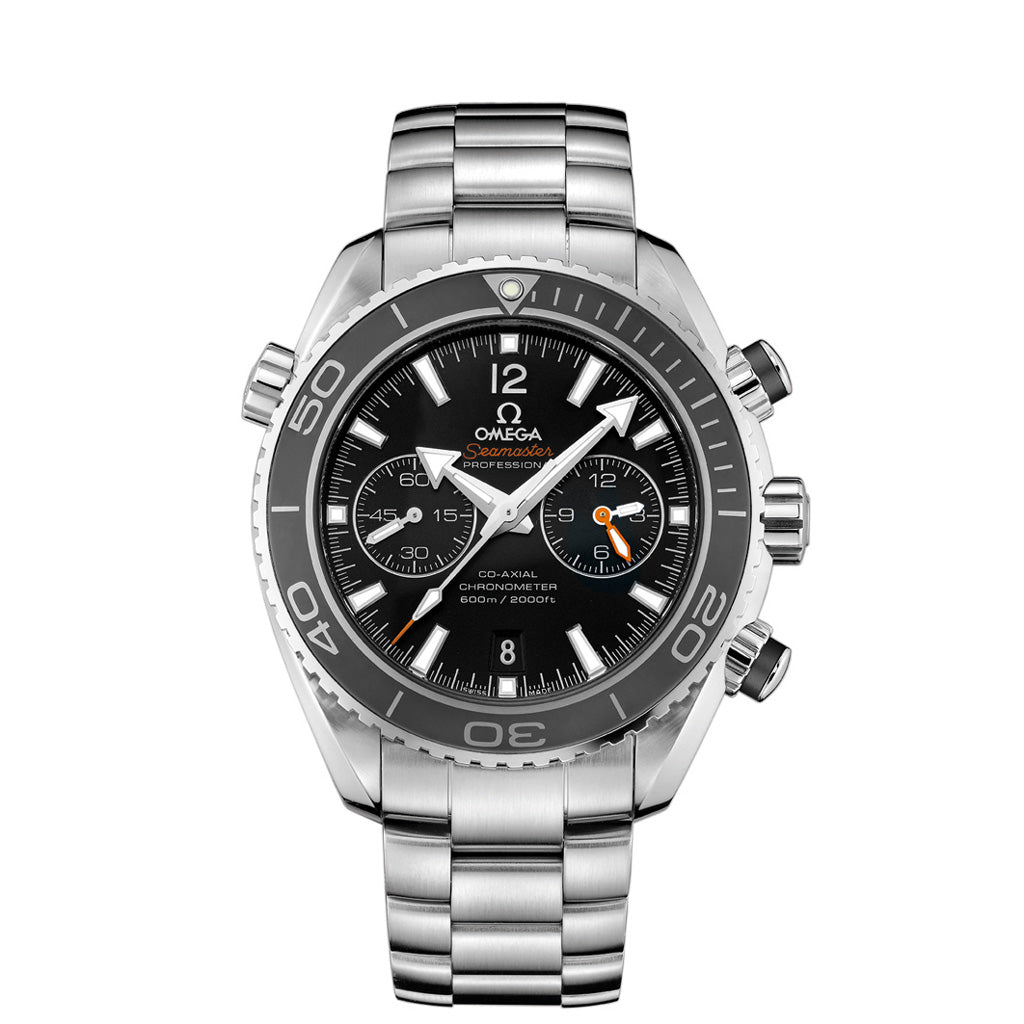 Seamaster Planet Ocean 600 M Omega Co-Axial Chronograph 232.30.46.51.01.001