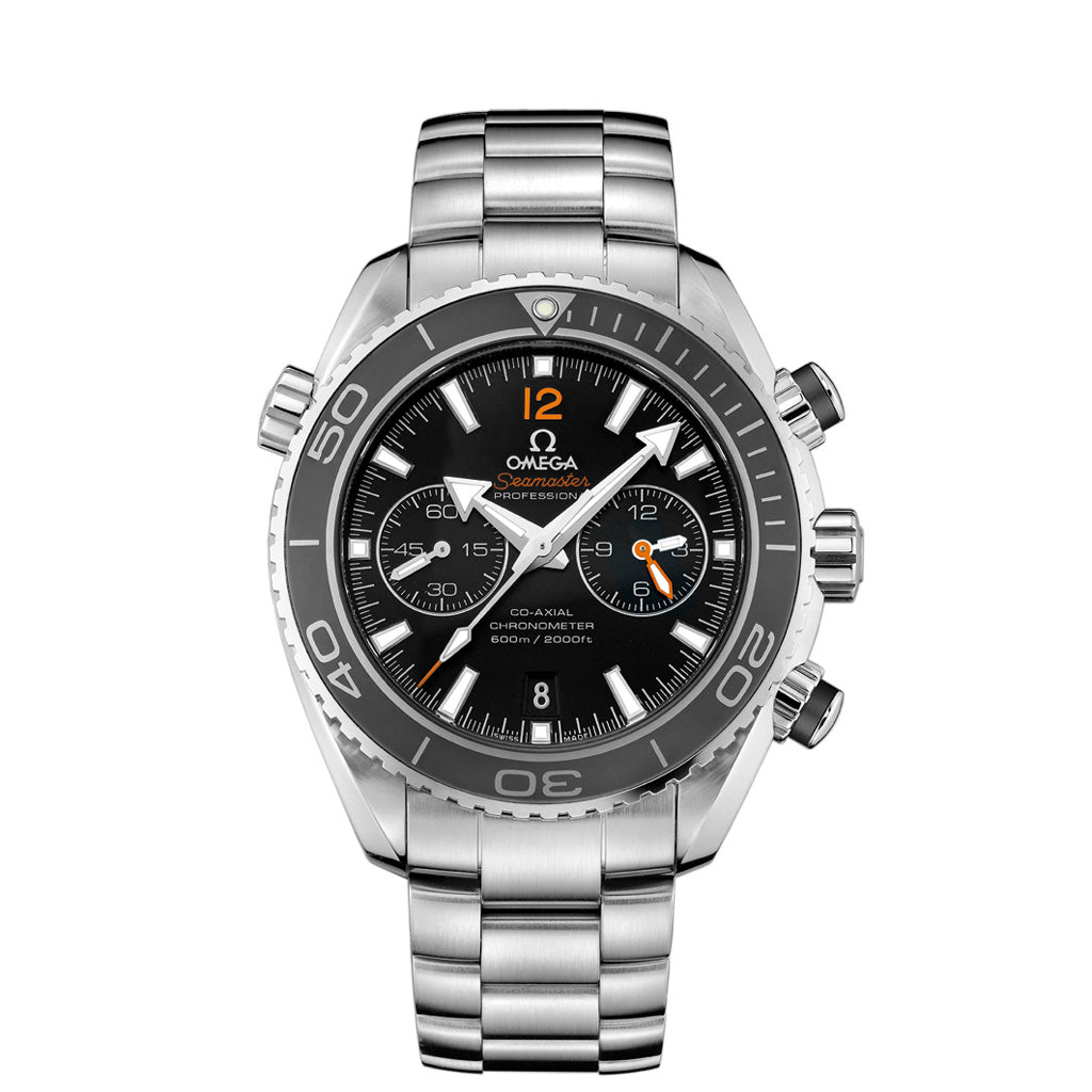 Seamaster Planet Ocean 600 M Omega Co-Axial Chronograph 232.30.46.51.01.003
