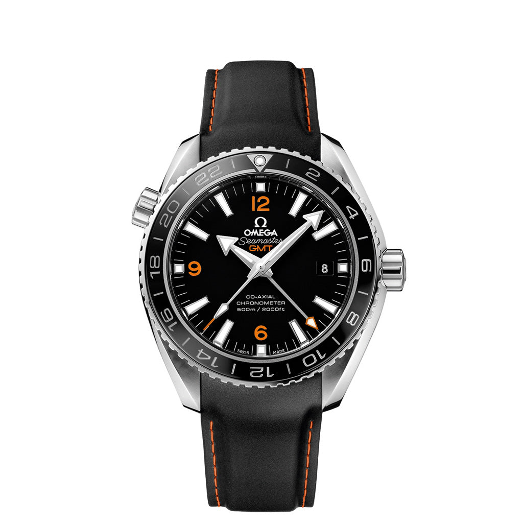 Seamaster Planet Ocean 600 M Omega Co-Axial GMT 232.32.44.22.01.002