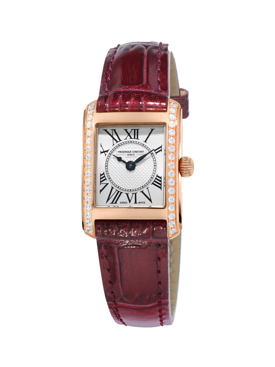 Ladies Carree Watch by Frederique Constant FC-200MCD14