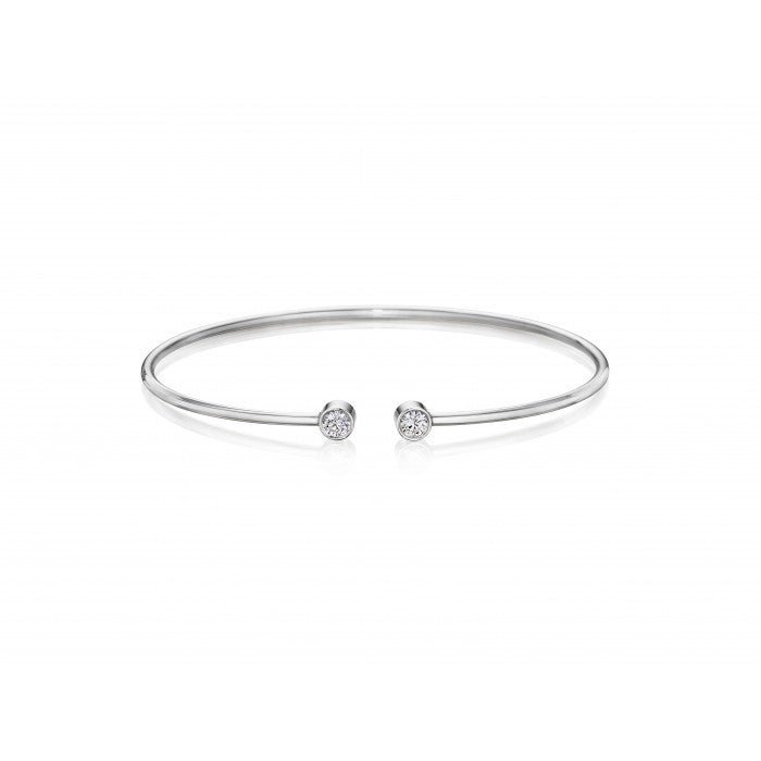 Flex Diamond Cuff Bracelet