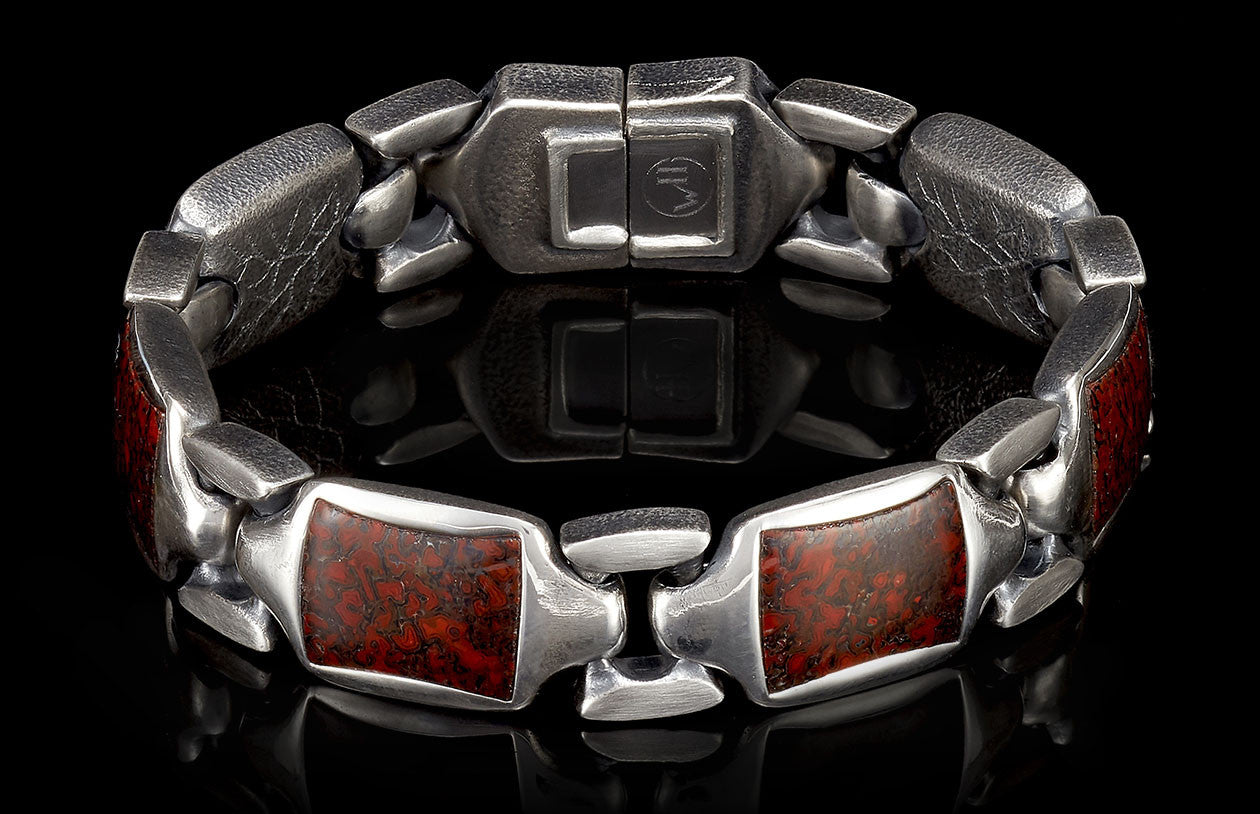 Dino Retro Bracelet by William Henry
