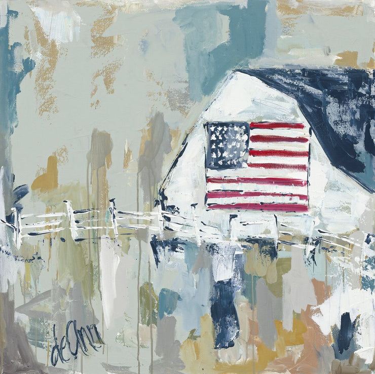 God Bless the Country - Deann Art