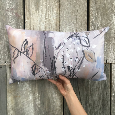 Where the Wild Things Grow Pillow