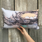 I'll Fly Away Pillow - Deann Art