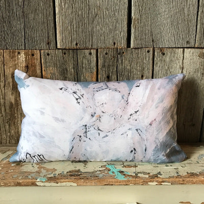 Angel Watching Over You Pillow - Deann Art
