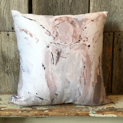 Carry You Throw Pillow - Deann Art