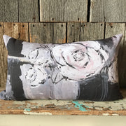 Love Through The Storm Pillow - Deann Art