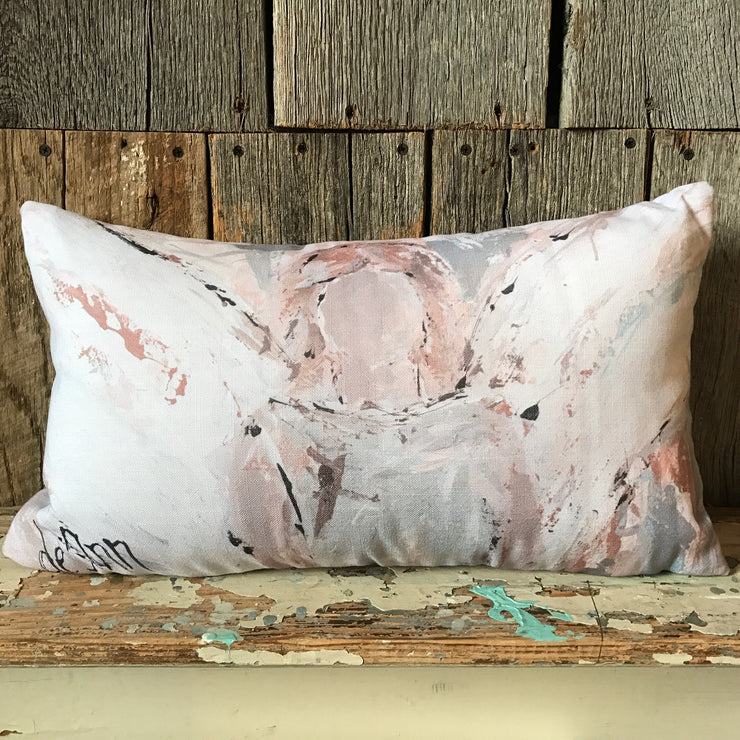 Carry You Rectangular Pillow - Deann Art
