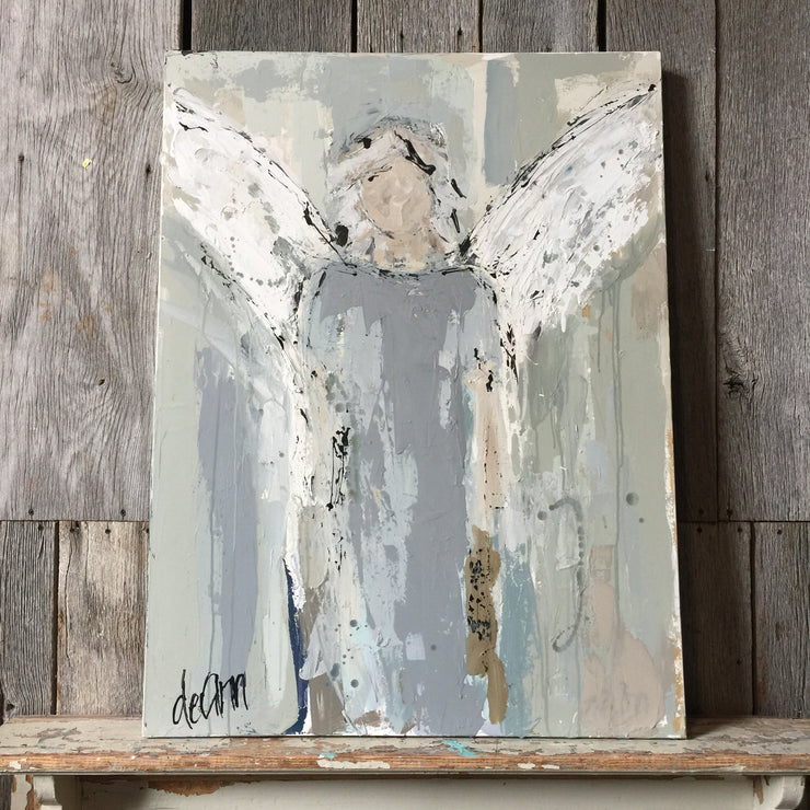 Cover Me With Your Wings - Deann Art