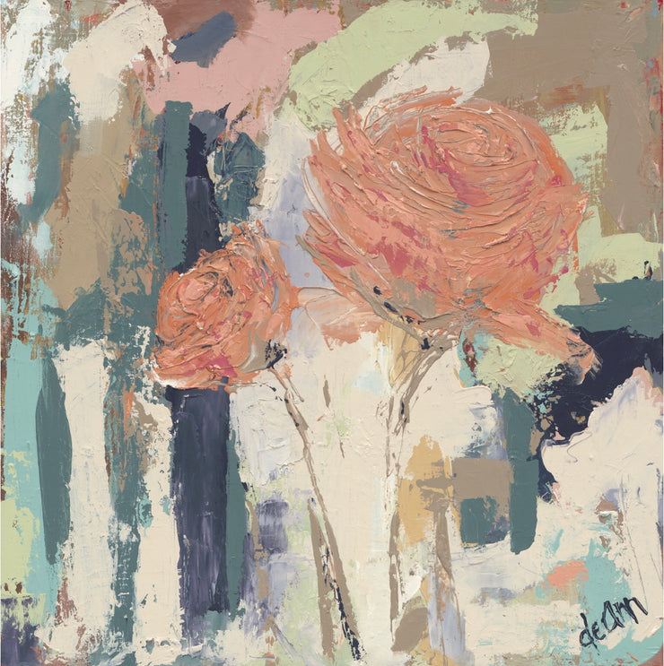 Flower Garden - Deann Art