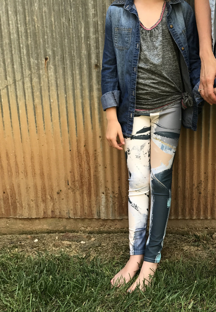 The Riva (Kid's) Leggings