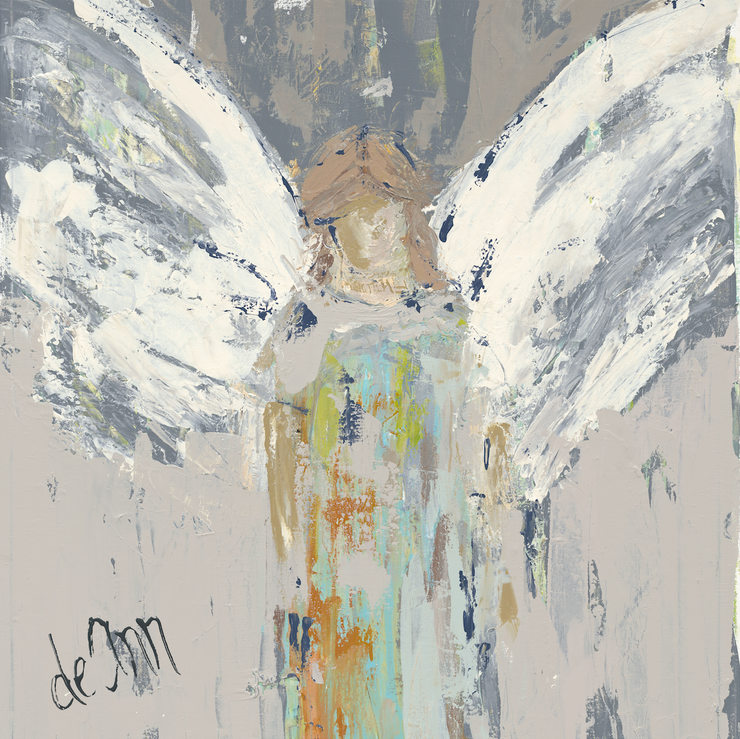 Amelia's Angel Duvet - Deann Art