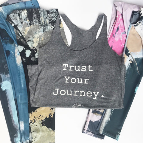 Trust Your Journey Women's Tank Top