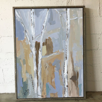 Deep Roots Framed - Deann Art