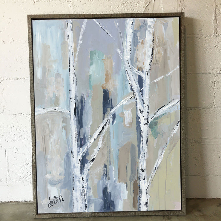 Firmly Planted Framed - Deann Art