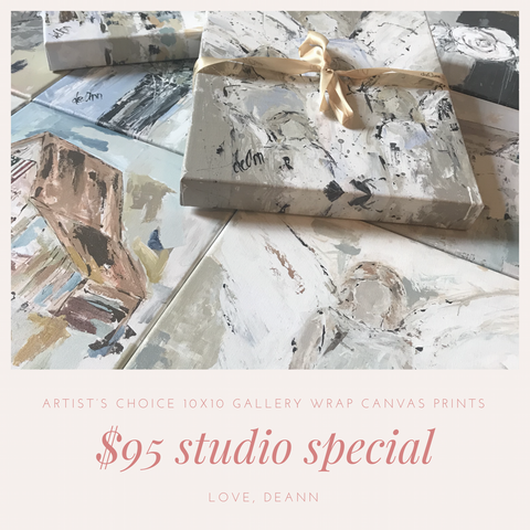 Artist's Choice Studio Special