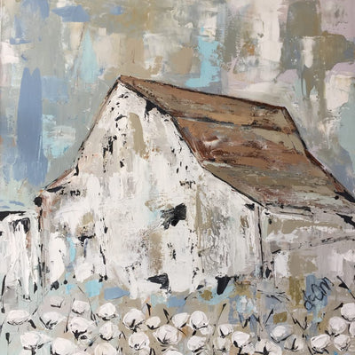 Home Is Where the Barn Is - Deann Art