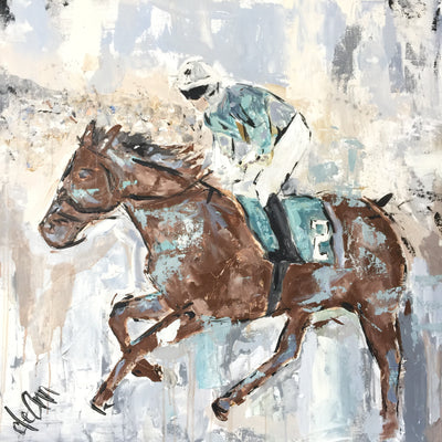 Derby Day - Deann Art